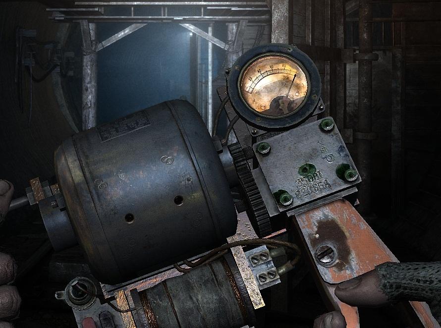 Фонарь из метро 2033 своими руками 97