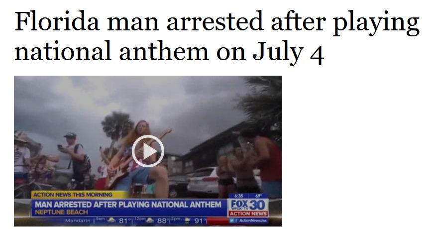 Florida Man Game