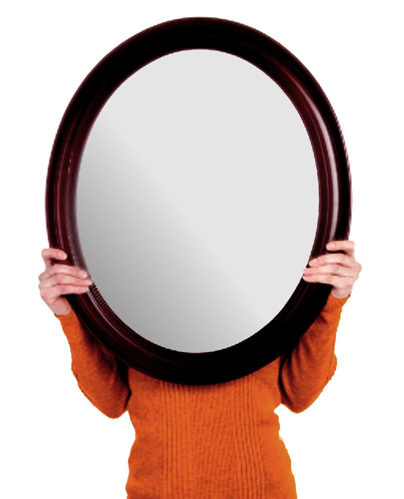 зеркало и изображение