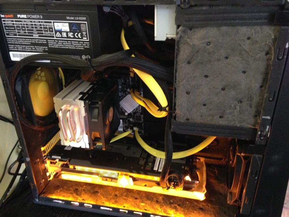 Muh Q6600 System With Dual Quadro Fx 4600s Surprising What