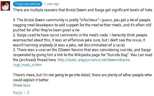 HDoom with Brutal Doom rant
