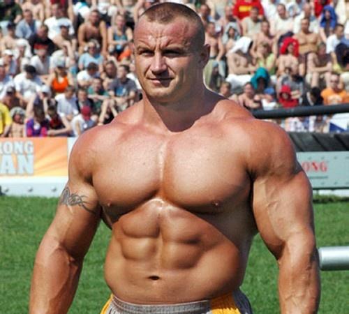Sean penn bodybuilding