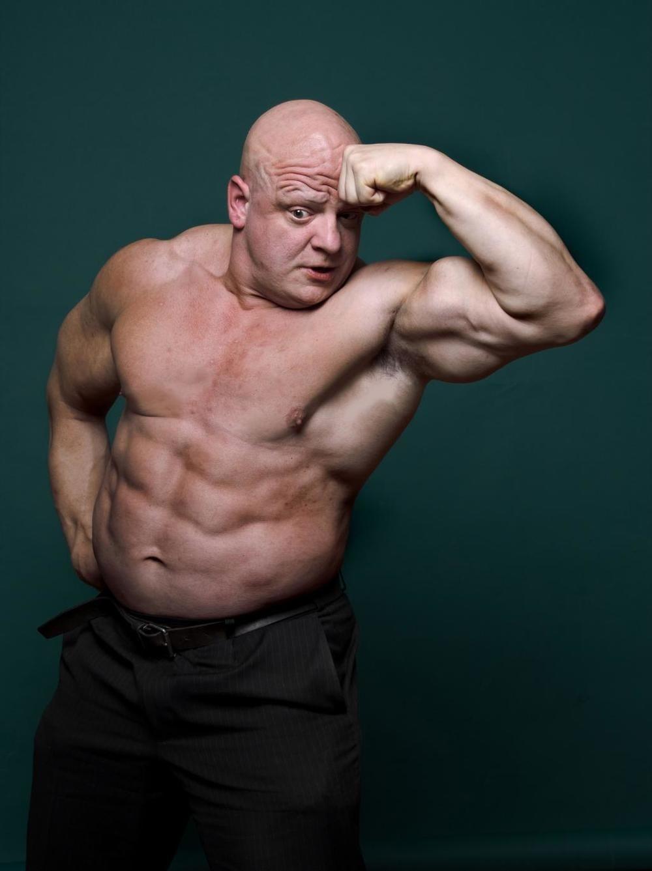 Bodybuilder gay Nude Photos 5