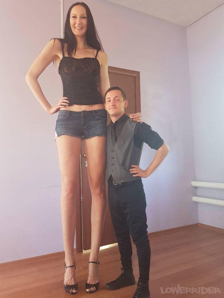 get man tall girl fuck by Midget