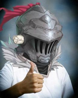 Nah Op He S Medieval Doom Slayer Join List Goblinslayermention
