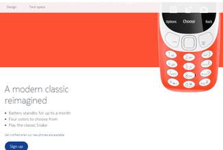 Nokia Cellphone Evolution